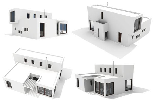 Architekturvisualisierung / Produktvisualisierung