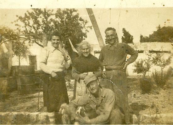 1942 BRINDISI MASSERIA SANTA TERESA