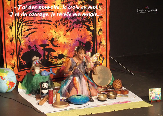 Christelle Guilleux Holleville. Conte à grandir. Contes philosophiques pour enfants.