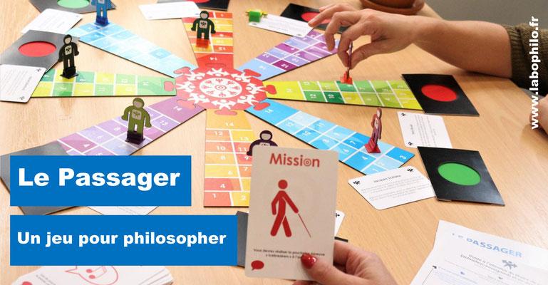 Le Passager: un jeu philosophique