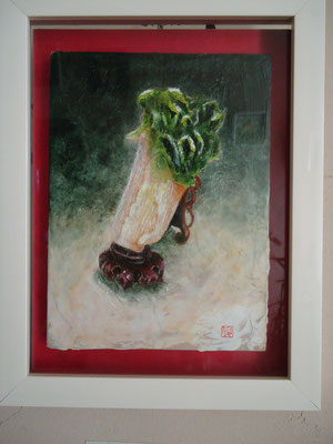 2012年「翠玉白菜」    (¥10,000)