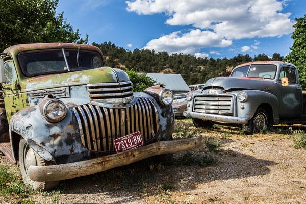 Rusty Cars