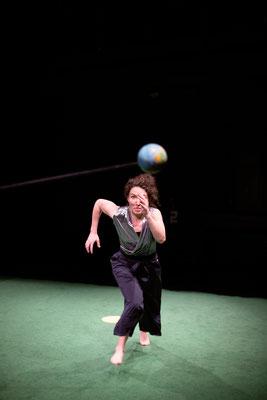 Realität ist halt auch nur was du denkst das du siehst! / Armada Theater / Foto by ©Mats Süthoff
