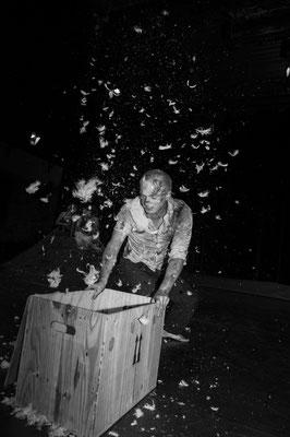 dann weißt du was dir gehört / Armada Theater  / Foto by ©Svenja Jöres