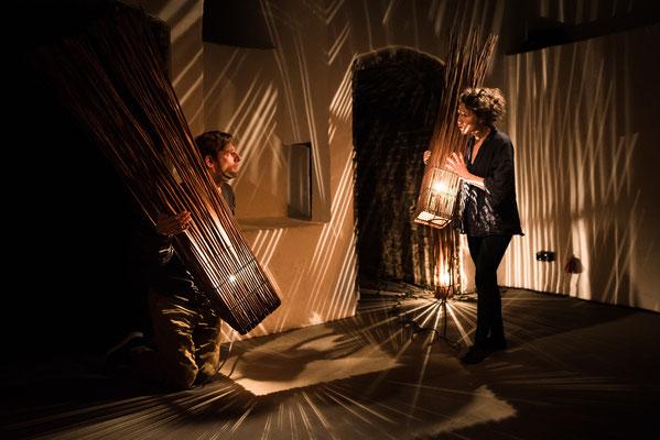 Der Kleine Schwarze Fisch / Armada Theater / Foto by ©André Symann