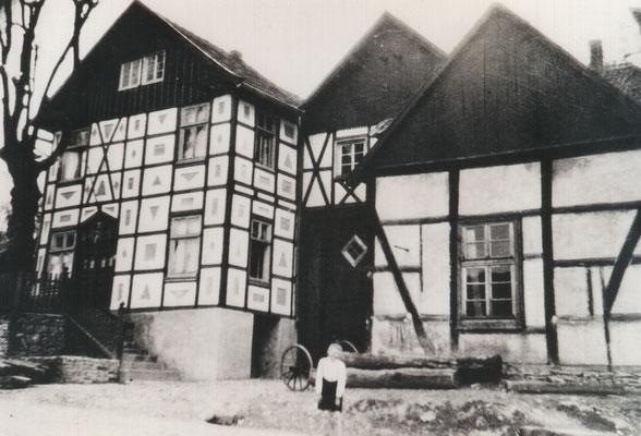 Erste Waltringer Kapelle von 1669
