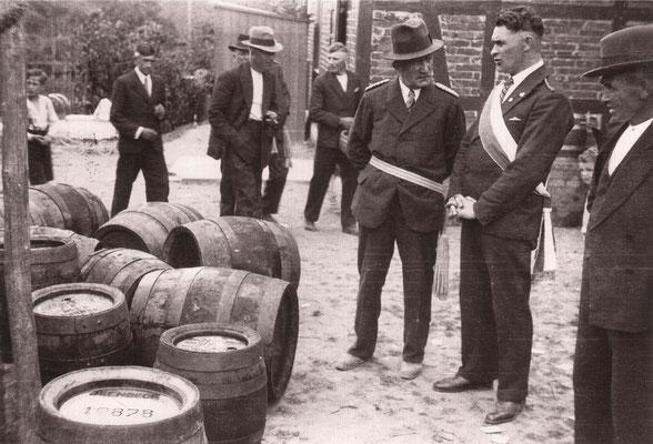 Schützenfest 1939: Man oh man, soviel Bier haben wir getrunken?