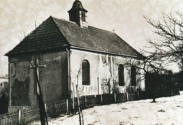 Zweite Kapelle von 1854
