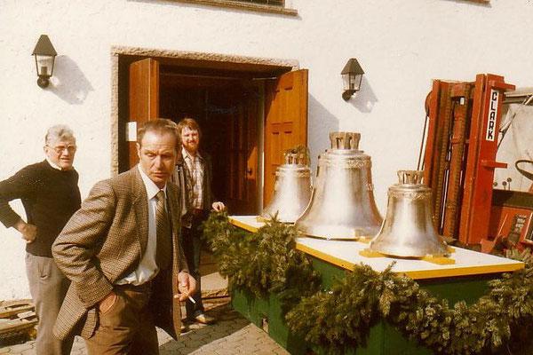 1982 - Glockenweihe