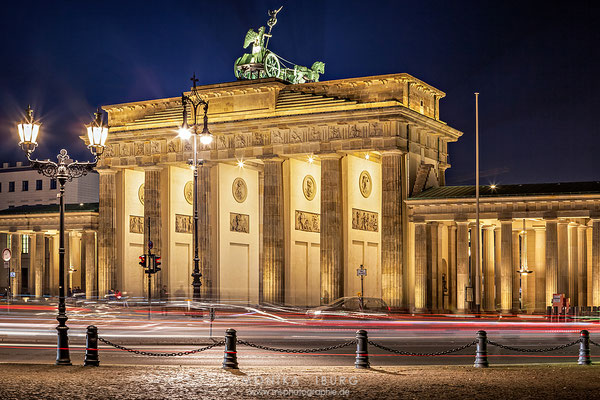 Am Brandenburger Tor II