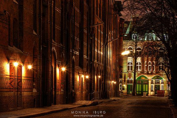 Hamburg - Speicherstadt VI