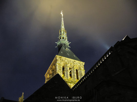 Am Mont St. Michel