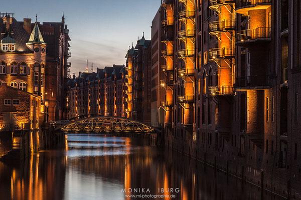 Hamburg - Speicherstadt IV