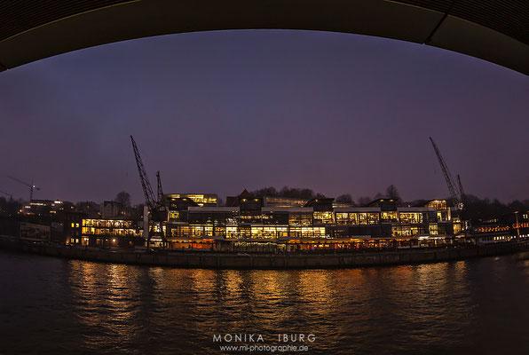 Hamburg - Hafenrund
