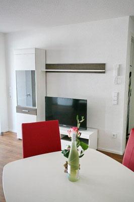 Neue Ferienwohnung in Friedrichshafen, Wohnzimmer