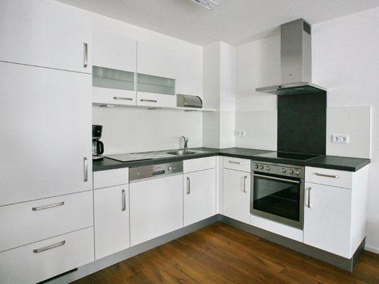 Neue Ferienwohnung in Friedrichshafen, Küche