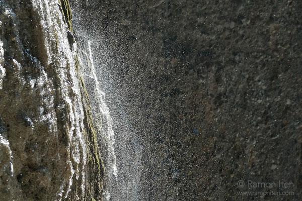 Melting ice