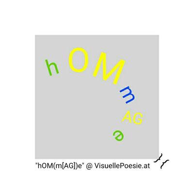 """""""hOM(m[AG])e"""""""