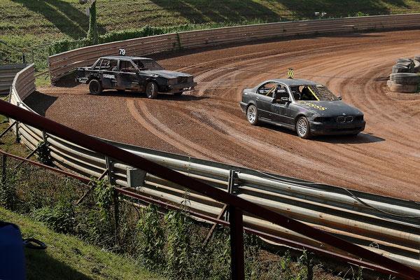 154 - 1. Vorlauf Heck/Volvo