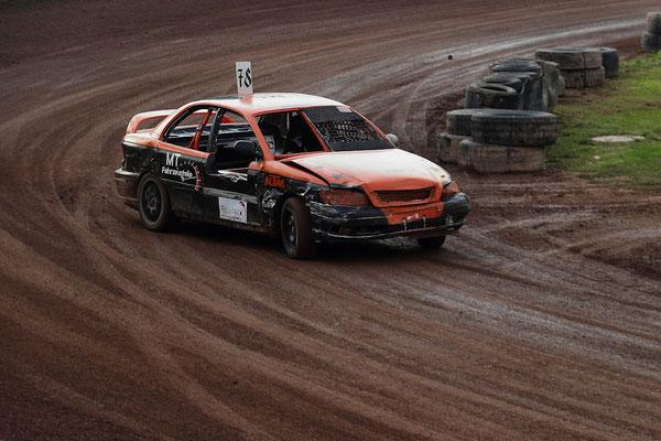 445 - 3. Vorlauf  Heck/Volvo