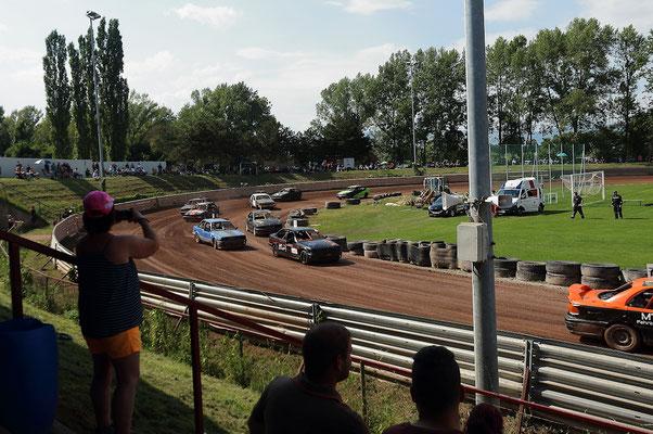 164 - 1. Vorlauf Heck/Volvo