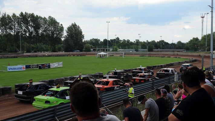 294 - 2. Vorlauf  Heck/Volvo
