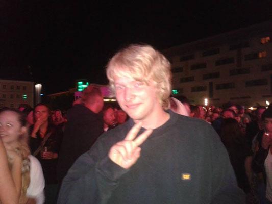 VierToreFest in Neubrandenburg mit bekannten Bands /// Foto: Martin Gerhardt