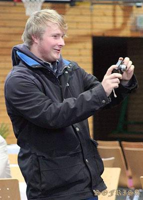 Tobias Olm war 2016 auch bei einem Benefizfest in Prenzlau unterwegs... v /// Foto: Sofrisa