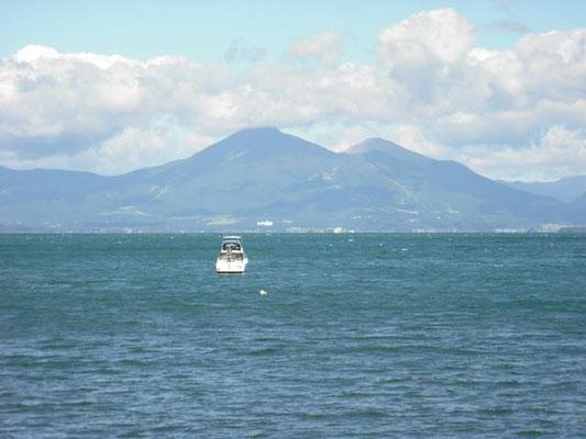 Lake Inawashiroko   Bandai-Azuma National Park