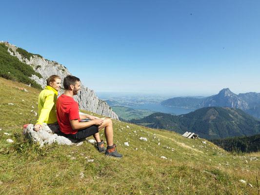Wanderrouten für Anfänger oder Geübte, Josefweg für Pilger führt bei uns vorbei