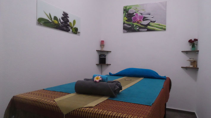 Massage Raum 1