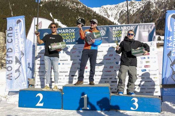 Racing/ Men / Snowboard