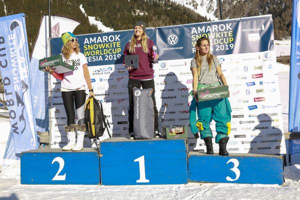 Racing/ Women / Ski