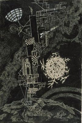 Turmbau III: Der amerikanische Turmbau, [Titel der Serie:] Turmbau. Tour de Babel américaine, [titre de la série :] Turmbau
