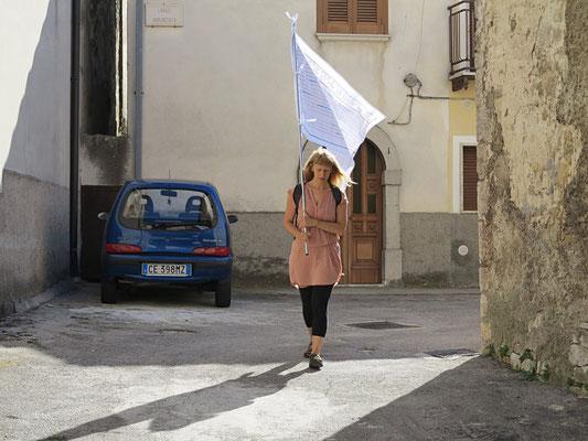 """Anna Maria Tina, """"L'inesistenza del libero arbitrio e criteri di lotta per conseguire, ciò nonostante, una morale sostanziale."""" (A. Zuccarelli), San Giuliano del Sannio, 2016"""