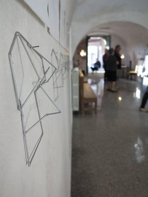 "Federica Gonnelli, ""Confini"", Castelbottaccio, 2016"