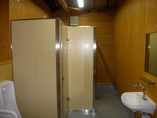 ならここの里トイレ 改修後 内観2