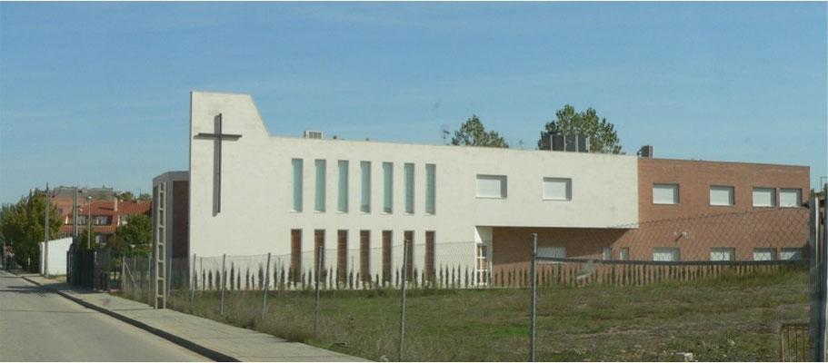 Iglesia Evangelica. Calle Amapola Valdepeñas