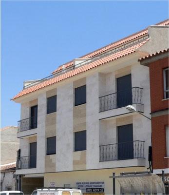 Edificio Trv Virgen/Calle Seis De Junio