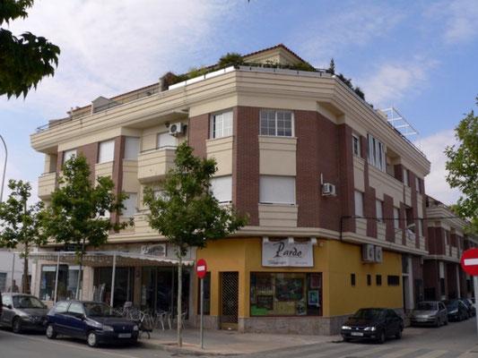 Edificio Marmoles, Avda. Estudiantes. Valdepeñas