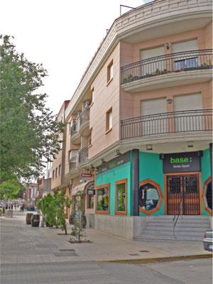 Edificio Huerta.  Avda Estudiantes. Valdepeñas