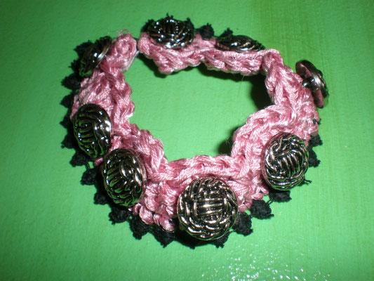 bracelet avec boutons