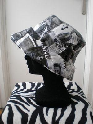 Chapeau forme Borsalino