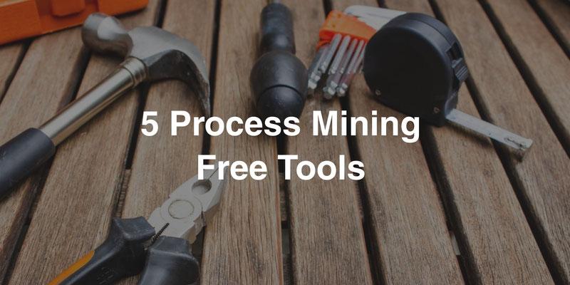 5 Process Mining Free Tools