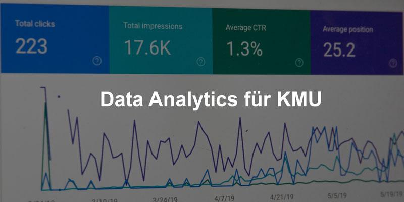 Data Analytics für KMU