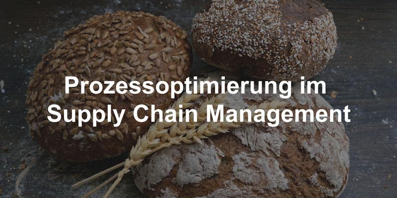 Prozessoptimierung im Supply Chain Management