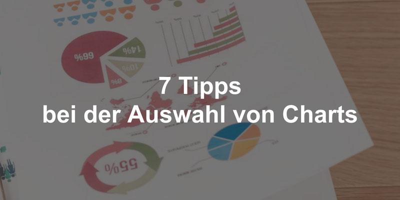 7 Tipps bei der Auswahl von Charts