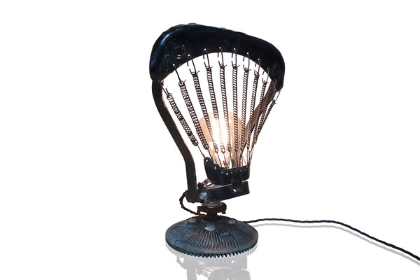 Vespa Seat Lamp