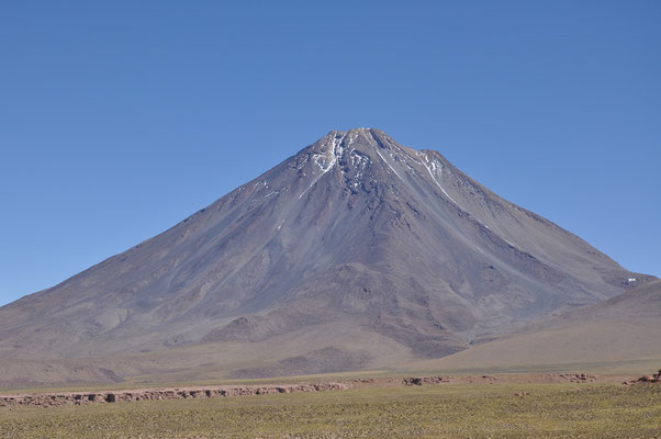 Licancabur 5920m