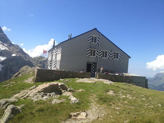 Glecksteinhütte, war fabelhaft!